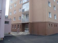 Zateplení panelového domu v Karlových Varech č.1