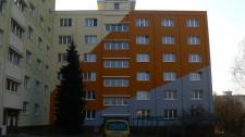 Zateplení panelového domu v Plzni Lobzích, Rokycanská ul. č.3