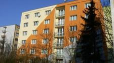 Zateplení panelového domu v Plzni Lobzích, Rokycanská ul. č.1