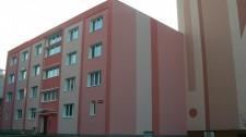 Zateplení panelového domu v Plzni Doubravce, Ke Kukačce 5 č.2