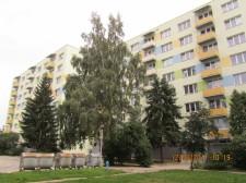 Rekonstrukce panelového domu - Tábor, Kpt. Jaroše 2406, 2407, 2408, 2409 č.2