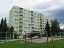 Rekonstrukce panelového domu - Tábor, Kpt. Jaroše 2406, 2407, 2408, 2409 č.4