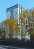 Stavební úpravy bytového domu v Karlových Varech č.1