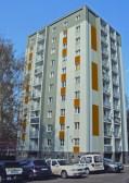 Stavební úpravy bytového domu v Karlových Varech č.3