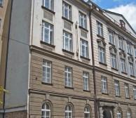 Rekonstrukce historické fasády v Praze Libni, Sokolovská ul. č.3