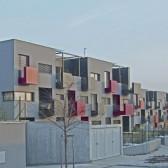 Výstavba obytných domů v Praze Kunraticích č.2