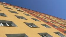 Zateplení panelového domu v Plzni Skvrňanech, Vojanova ul. č.2