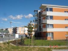 Výstavba obytného komplexu v Plzni Sylvánu č.1