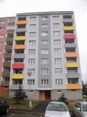 Zateplení panelového domu v Chodově č.4
