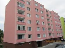 Revitalizace panelového domu v Ostrově č.3
