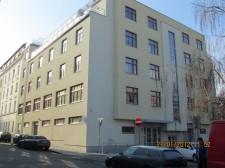 Rekonstrukce bytového domu v Praze Michli č.1