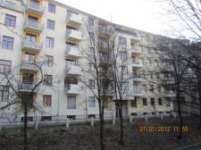 Rekonstrukce bytového domu v Praze Michli č.2