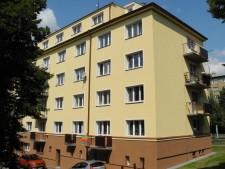 Revitalizace bytového domu v Praze, Poděbradská ul. č.1