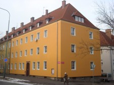 Revitalizace bytového domu v Karlových Varech č.2