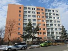 Revitalizace panelového domu v Praze, Hostinského ul.  č.1