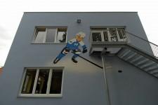 Výstavba a rekonstrukce 54. mateřské školy v Plzni Doubravce č.2
