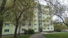 Zateplení panelového domu v Plzni Doubravce, Ke Kukačce 17 č.1