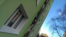 Zateplení panelového domu v Plzni Doubravce, Ke Kukačce 17 č.2