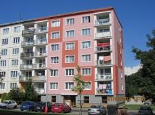 Zateplení panelového domu Podbořany č.1