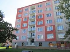Zateplení panelového domu Podbořany č.2