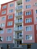 Zateplení panelového domu Podbořany č.3