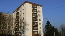 Zateplení panelového domu v Plzni Doubravce, Zábělská 58 č.2