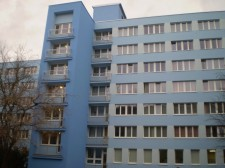 Snížení energetické náročnosti budov kolejí JIH v areálu ČZU, Praha Suchdol č.3