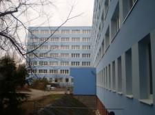Snížení energetické náročnosti budov kolejí JIH v areálu ČZU, Praha Suchdol č.4